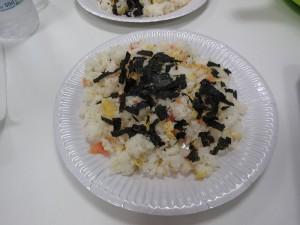 atelier sushis - Chirashizushi