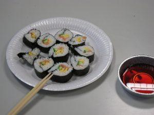 atelier sushis - makizushis