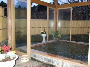 onsen bain japonais