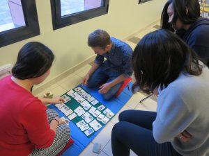 jeu de karuta adapté