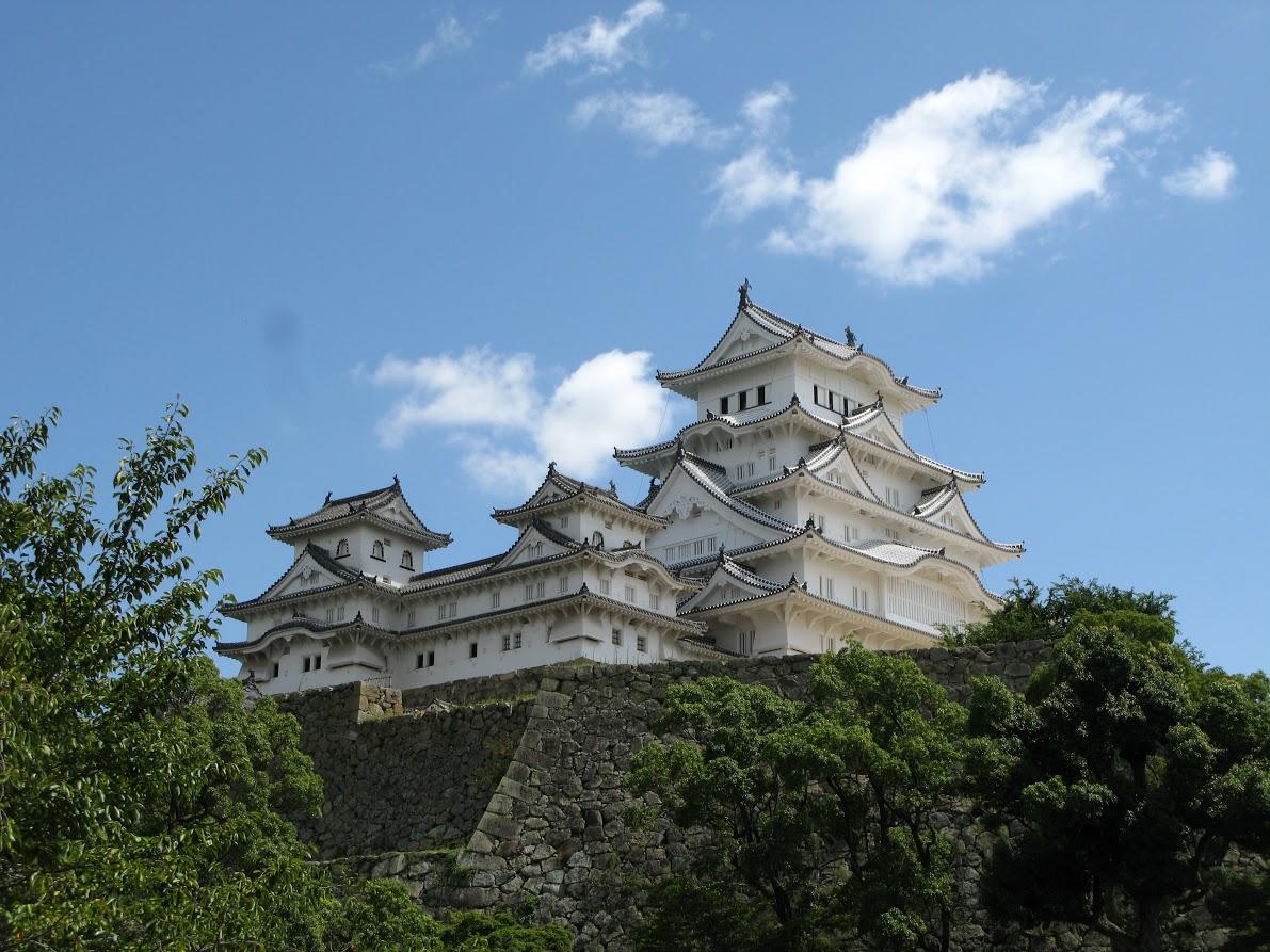 japon chateau Kumamoto