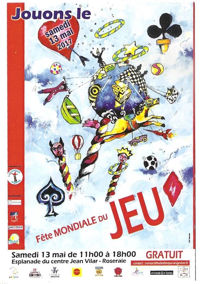Ludothèque Fête mondiale du jeu