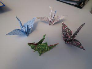 origami Soleil Levant Le Mans